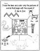 Letter of the Week:  Letter Z Workbook (PreK & Kindergarten)