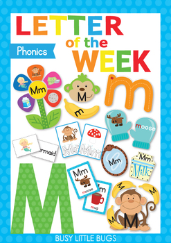 Letter of the Week - M