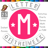 Letter of the Week: M