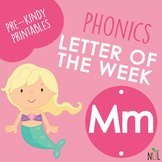 Letter of the Week - M - Phonic activities