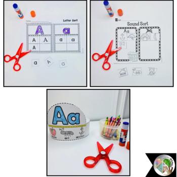 Letter M Activities