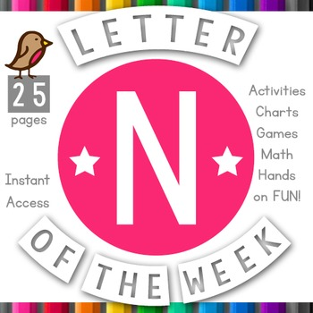 Letter of the Week: N