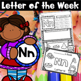 Letter of the Week - N