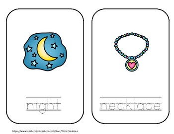 Letter of the Week -N- Activity Pack