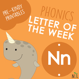 Letter of the Week - N - Phonic activities