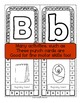 Letter of the Week - No Prep Print and Go Set for the Letter B - 40 Pages