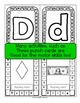 Letter of the Week - No Prep Print and Go Set for the Letter D - 40 Pages