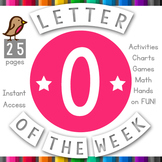 Letter of the Week: O