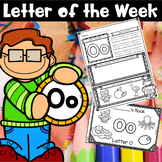 Letter of the Week - O