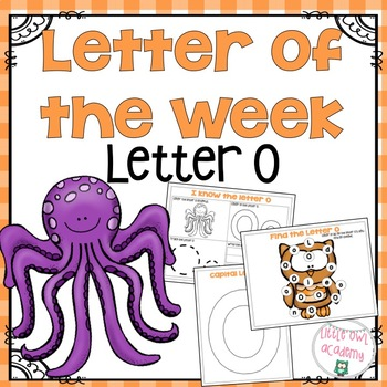 Letter of the Week O
