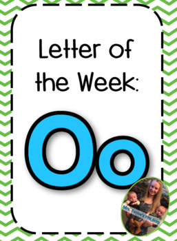 Letter of the Week: Oo