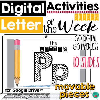 Letter of the Week P DIGITAL