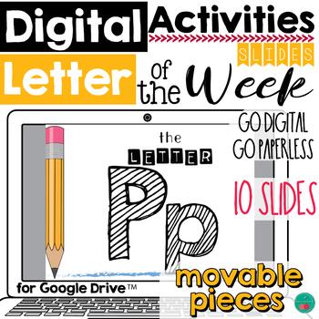 Letter of the Week P DIGITAL