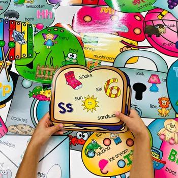 Alphabet Activities BUNDLE #3