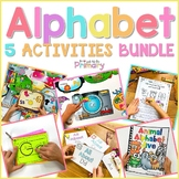 Alphabet Activities BUNDLE #3
