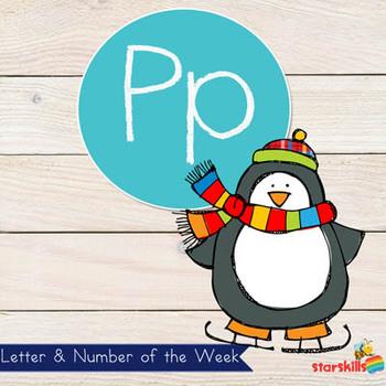 Letter of the Week Pp Workbook