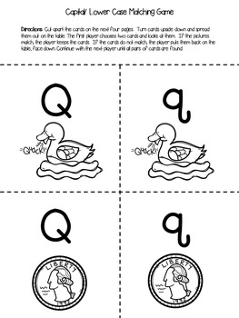 Letter of the Week- Q