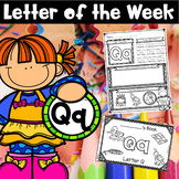 Letter of the Week - Q
