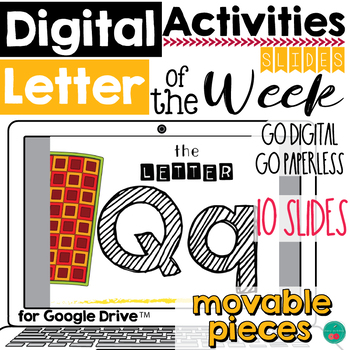 Letter of the Week Q DIGITAL
