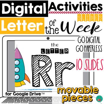 Letter of the Week R DIGITAL