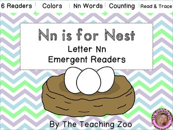 Letter of the Week Readers - N is for Nest