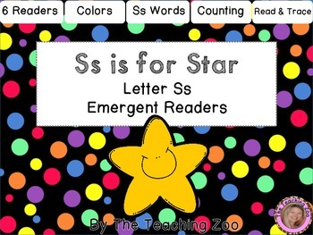 Letter of the Week Readers - S is for Star