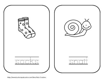 Letter of the Week -S- Activity Pack