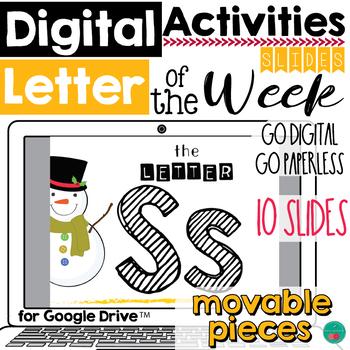 Letter of the Week S DIGITAL