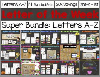Letter of the Week Super Bundle A-Z