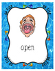 Letter of the Week Supplement for the Letter O ~ Go Fish Card Game ~ Alphabet O
