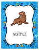 Letter of the Week Supplement for the Letter W ~ Go Fish Card Game ~ Alphabet W