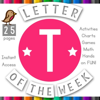 Letter of the Week: T