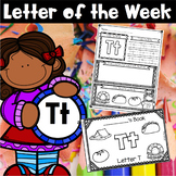 Letter of the Week - T