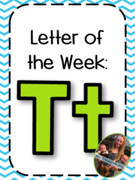 Letter of the Week: Tt