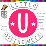 Letter of the Week: U