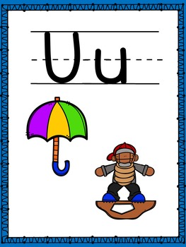Letter of the Week- U