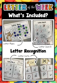 Letter of the Week - U