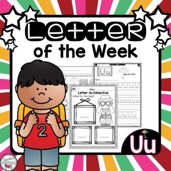 Letter of the Week -Uu