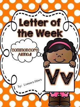 Letter of the Week: V