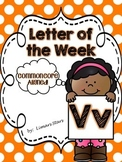 Letter of the Week: V {Distance Learning}