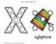 Letter of the Week -X- Activity Pack