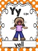 Letter of the Week: Y