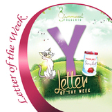 Letter of the Week Y