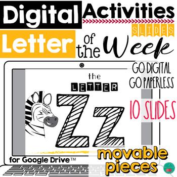 Letter of the Week Z DIGITAL