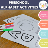 Letter of the Week and Alphabet Recognition GROWING BUNDLE