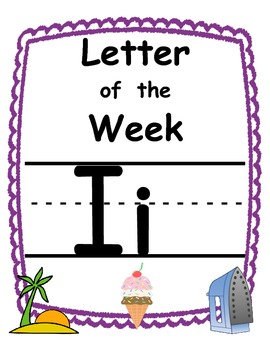 Letter of the week Ii