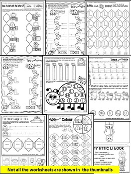 Letter of the week-LETTER L Activity PACK-letter recognition & identification-UK