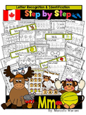 Letter of the week-LETTER M Activity PACK-letter recognition & identification-Uk