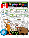 Letter of the week-LETTER Y Activity PACK-letter recognition & identification-UK