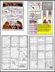 ALPHABET WORKSHEETS- LETTER OF THE WEEK- MEGA PACK BUNDLE 5- R, S, T, U, V